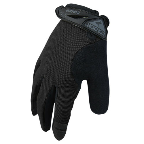 Condor Tactical Faux Leather Spandex Utility Work Range Shooter Gloves 228