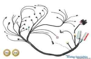 wiring specialties engine tranny harness ls1 into bmw e36 pro series rh ebay com