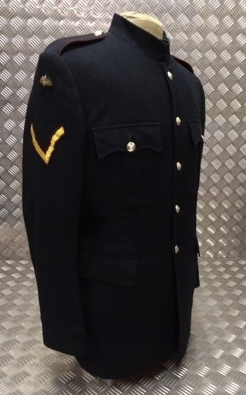 Genuine British Army Issue Parachute Regiment Paras No1 Blaus Dress Tunic