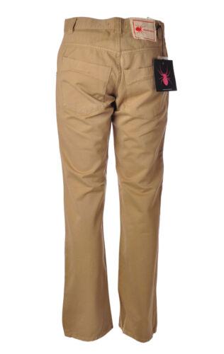 Messagerie 2847202c183813 Beige pantaloni Uomo Pantaloni qOZwqFpn4