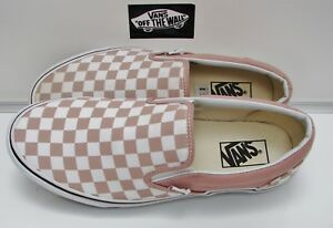 1e56d9428c Image is loading VANS-Slip-On-Checkerboard-MGNY-TW-VN-0A38F7QTH-