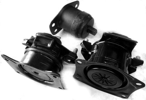 3PC ENGINE MOUNT FOR 2005-2012 ACURA RL 3.5L AUTOMATIC TRANSMISSION FAST SHIP