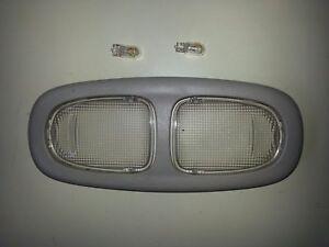 Image Is Loading 2002 2009 Chevrolet Trailblazer Interior Overhead Dome Light