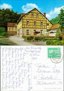 Ansichtskarte Stadtroda Genesungsheim Neumühle 1974