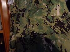 RARE AOR2  NWU WOODLAND PANT NWU Type II Navy Seal EOD X SMALL REGULAR  NWOT