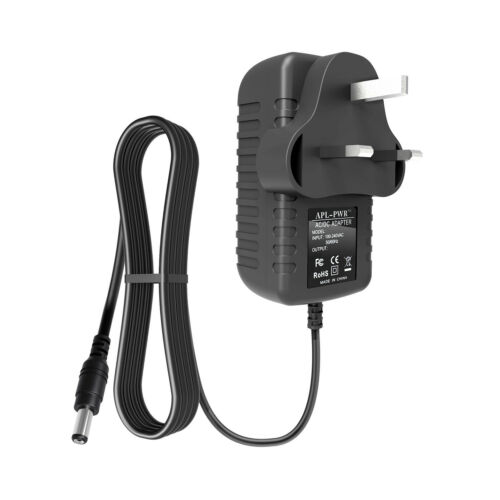AC DC ADAPTER POWER SUPPLY Battery Charger FOR GTECH SW02 Floor Sweeper