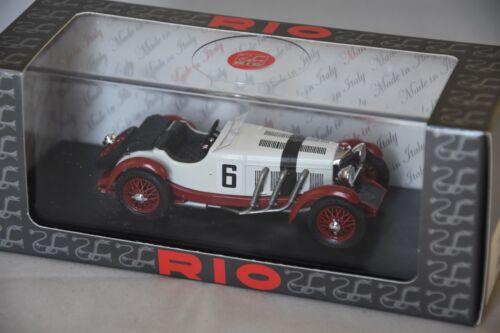 RIO 4535 1927   1//43 Mercedes SSKL 1er Nurburgring