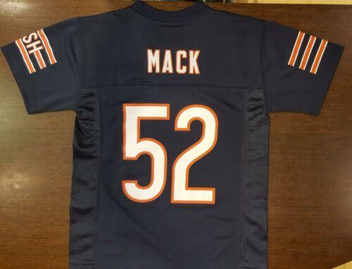 Chicago Bears Jersey Khalil Mack #52 Youth Performance Fashion