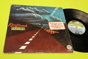 KRAFTWERK-LP-EXCELLER-8-ORIG-UK-1974-MINT-UNPLAYED-CON-STICKER