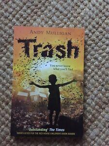 Trash by Andy Mulligan Paperback 2010 - Crediton, United Kingdom - Trash by Andy Mulligan Paperback 2010 - Crediton, United Kingdom