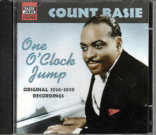 Count Basie - One O'Clock Jump (Original Recordings 1936-1939) NAXOS CD 20 TRX