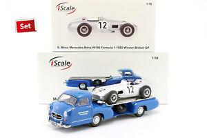 Set-Mercedes-Benz-Renntransporter-Blaues-Wunder-mit-Mercedes-Benz-W196-12-1-18