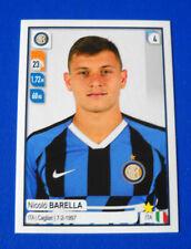 INTER FC 2019 20 EUROPUBLISHING N.140 NICOLO/' BARELLA FIGURINA STICKER NEW