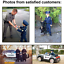 Police Officer Kids Costume Halloween Uniform Outfit Set for Boys