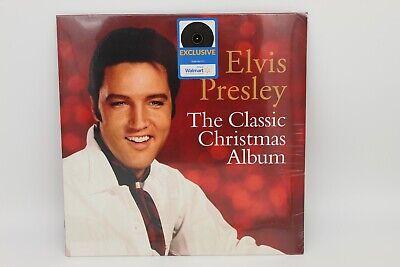 ELVIS PRESLEY The Classic Christmas Album Vinyl LP Blue Christmas 190759682616 | eBay