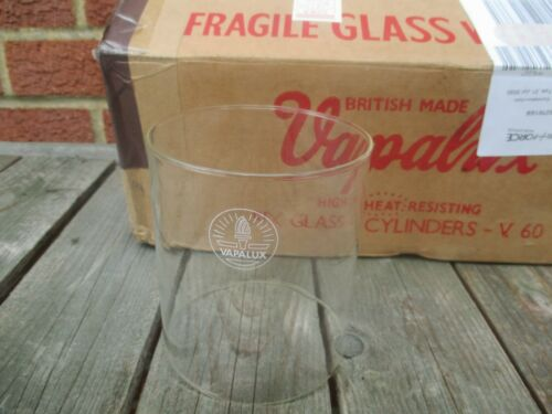 new old stock Vintage Vapalux Bialaddin V60 Lamp Glass