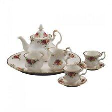 Royal Albert Old Country Roses 1962 Le Petite Miniature Tea Set Teaset