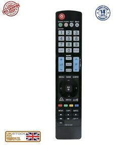 Replacement Remote Control for LG AKB74455401 3D SMART MY APPS TV`S