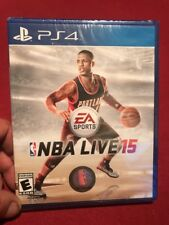 NBA Live 15 (Sony PlayStation 4, 2014)
