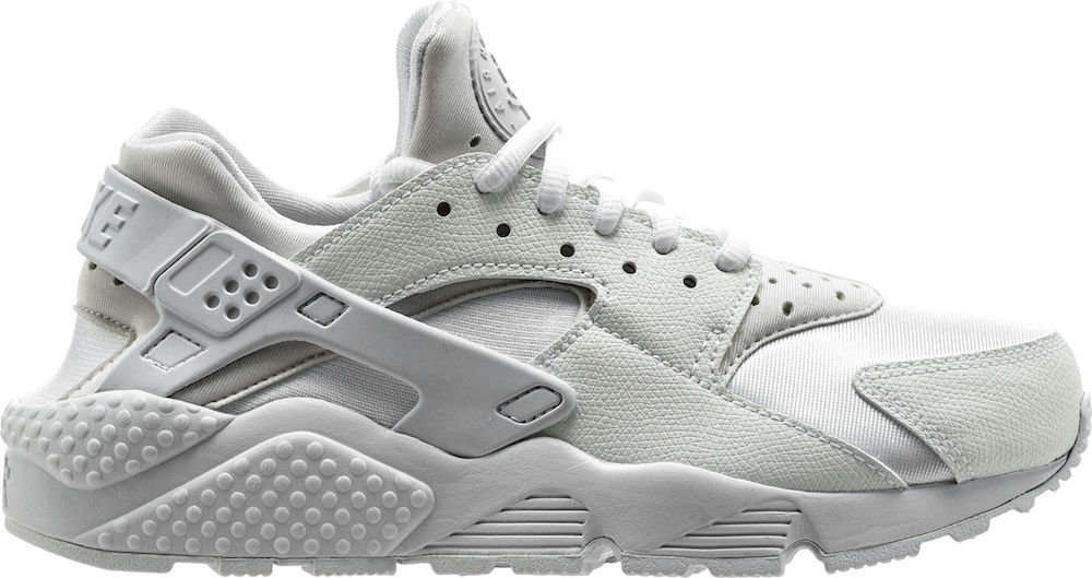 Nike Women's Air Huarache Run White/White Running Shoe