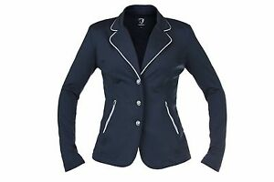 Horka-Super-Comfortable-Stretch-Softshell-Show-Competition-Riding-Jacket