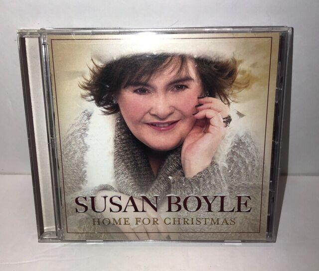 SUSAN BOYLE - HOME FOR CHRISTMAS [CD, 2013, COLUMBIA