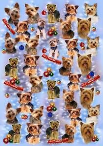 Yorkshire-Terrier-Dog-Christmas-Wrapping-Paper-by-Starprint