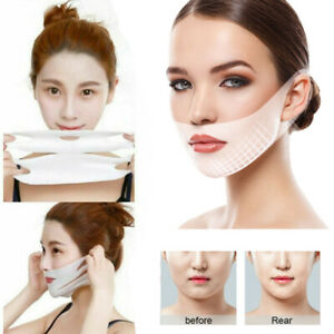 Miracle-V-Shaped-Slimming-Mask-Face-Care-Slimming-Mask-2-Pieces-Set