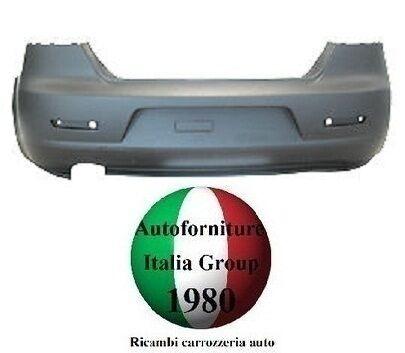 PARAURTI POSTERIORE POST VERN ALFA ROMEO 159 05/>11 BERL 2005/>2011