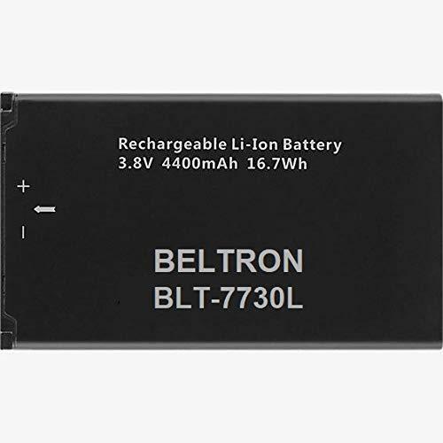 40123117 FFOGG New 4400 mAh Replacement Battery for Novatel Jetpack MiFi 7730L Mobile Hotspot P//N