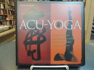 Acu-Yoga Audio Edition Ancient Techniques Acupressure ...