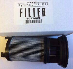 New Genuine OEM Hustler 602768X Hydraulic Suction Oil Filter Element for Super Z