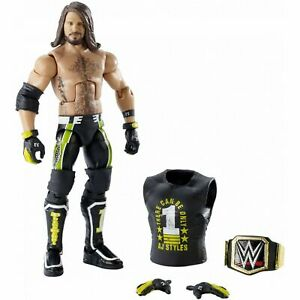 WWE-Top-Picks-Elite-Collection-AJ-Styles-6-Inch-Action-Figure
