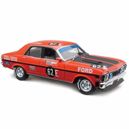 1970 FORD XW FALCON GT-HO GT-HO PHASE II BATHURST GIBSON  SEATON 1 18