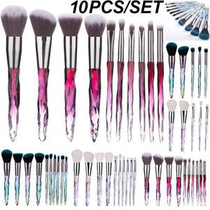 10PCS-Conjunto-de-Pinceles-para-Maquillaje-Kits-Polvo-Base-Cepillo-De-Sombra-de-Ojos-Cepillos-de