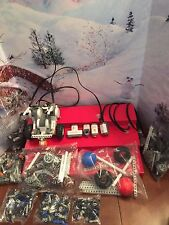 LEGO MINDSTORMS NXT 2.0 ROBOTICS #8547 TECHNIC BULK LOT PARTS  NOT COMPLETE