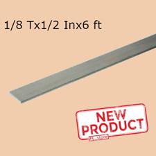 Stainless Steel Flat Bar Stock 18 Inch X 12 X 6 Feet Rectangular 304 Mill New