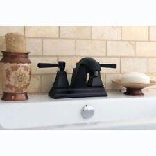 """Fauceture FS4645DL Monarch 4/"""" Centerset Lavatory Faucet with Retail Pop-Up Dr..."""