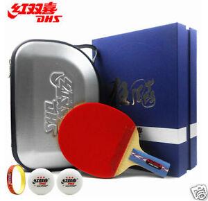 Dhs Hurricane Ii Tournament Table Tennis Racket Shakehand