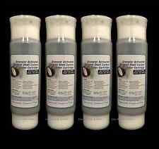 Aqua-Pure AP117 Compatible GAC Water Filters Premium Carbon - 4 PACK