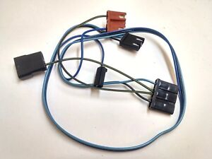 1964 chevelle el camino windshield wiper switch motor wiring harness rh ebay com
