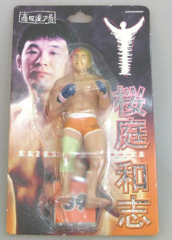 KAZUSHI SAKURABA 2  Coloreeeee hair Ver cifra PRIDE MMA UFC UWF LEGEND NJPW  economico online