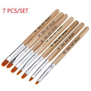 Nail-Art-Franzoesisch-Painting-Pen-Pinsel-fuer-Nagelzeichnen-Acryl-UV-Gel-Tipps