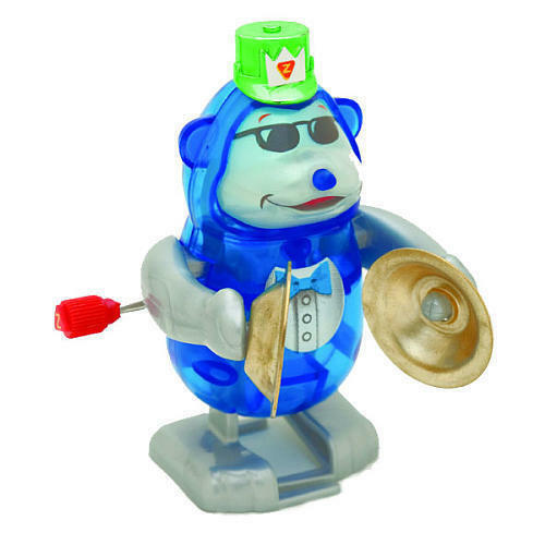 Z Wind Ups Clarence the Monkey Wind Up Toy Single Unit Ages 3+