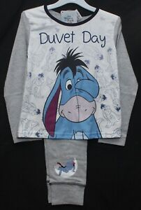 Long Ladies Pyjamas PJS/… Disney Eeyore is It The Weekend Yet