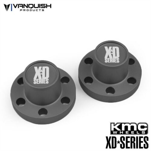 Vanquish Products Center Hubs XD Series Grey Anodized VPS07722