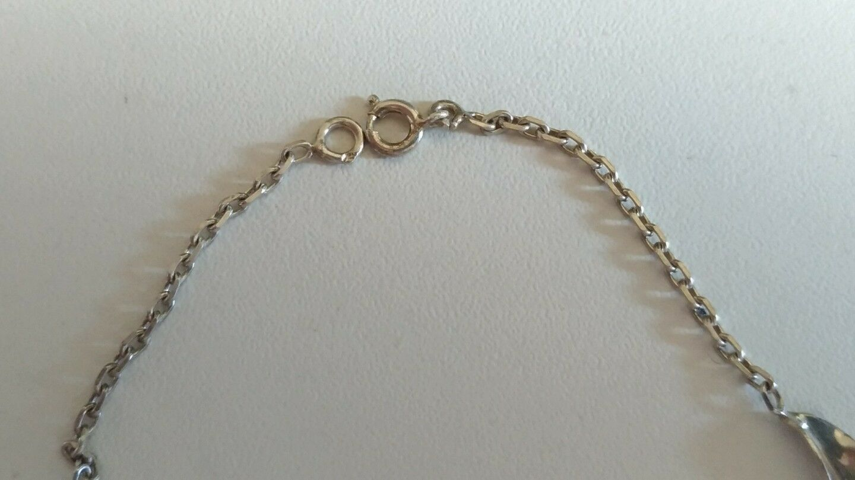 Parure Parure Parure (collier + bracelet ) en argento massif 81b8f2