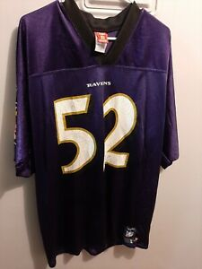 Details about Rare Ray Lewis Raven #52 Jersey. EXCELLENT CONDITION SIZE LARGE