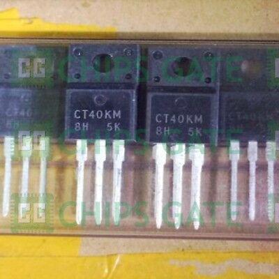 1PCS IGBT Transistor MITSUBISHI//RENESAS TO-220FN CT40KM-8H CT40KM8H CT40KM