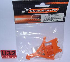 Elektrisches Spielzeug Contemplative Scaleauto Sc-6529a Stütze Motor Rt4 Gt Anglew.offset 0.75mm Für Rod.y Lager Spielzeug
